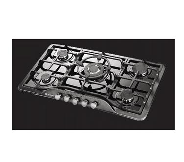 اجاق گاز صفحه ای پادیسان مدل پالاس مشکی