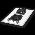 اجاق گاز صفحه ای پادیسان مدل پاندا سفید