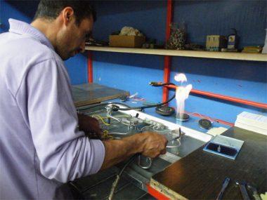 پادیسان کارخانه تولید